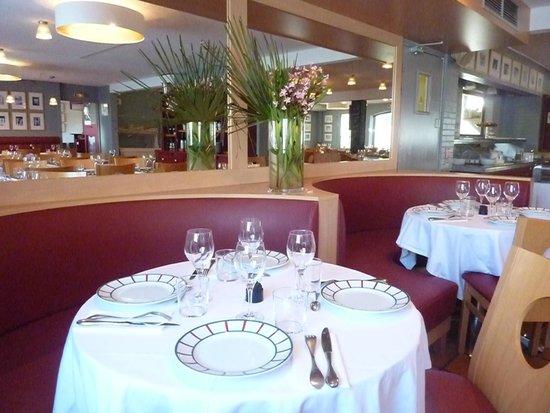 Hôtel Donibane: le restaurant