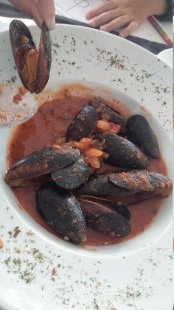 Restaurante Sebastian: die besten Muscheln auf Teneriffa ;-)