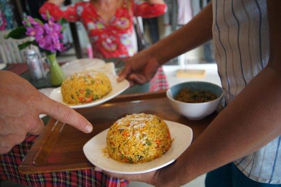 Royal Indian Food : byriani