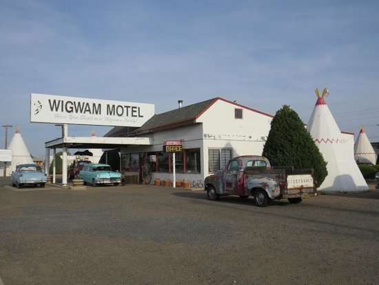Wigwam Motel : Yes...it is great for photos.