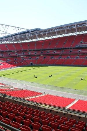 Wembley Stadium : Wembley Innen