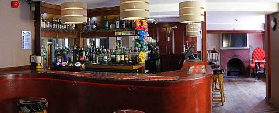 The Rose & Thistle: Bar