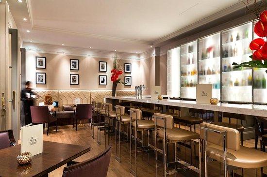 Paris Marriott Opera Ambassador Hotel : Hotel Bar