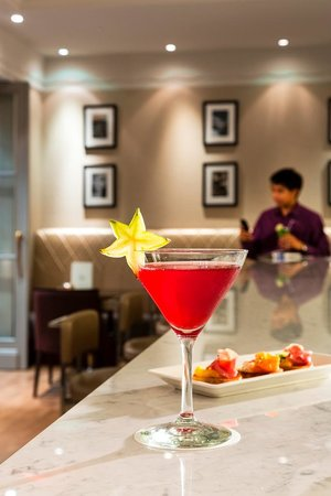 Paris Marriott Opera Ambassador Hotel : Cocktail