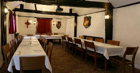 The Rose & Thistle: Function Room