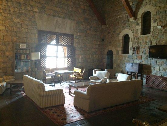 Parador de Jaén: Place to relax inside the parador