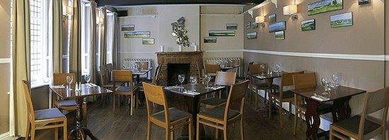 The Rose & Thistle: Restaurant