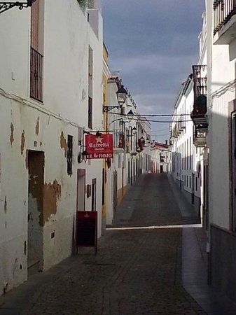Ciudad de Zafra: C. La Cruz