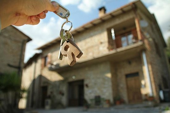 Apartments Barabani Stefano: apartment and the key- l'appartmento e la chiave