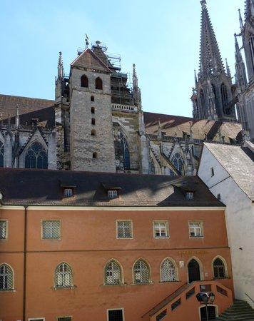 Hotel Bischofshof am Dom: Blick vom Zimmer