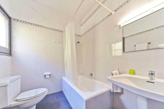 Hotel Paseo De Gracia: Bathroom