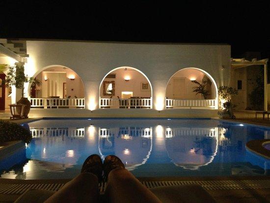 Stelia Mare Boutique Hotel: La piscine
