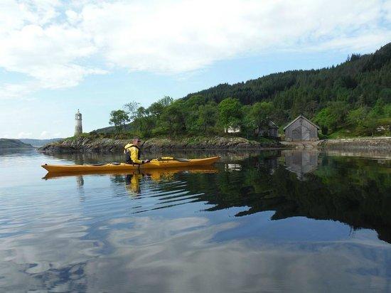 Sea Kayak Argyll