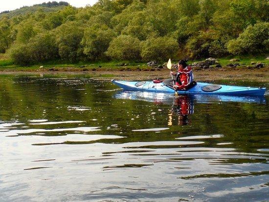 Sea Kayak Argyll: Coaching Practise