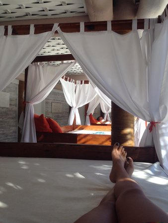 Perola Buzios Hotel: Gazebo