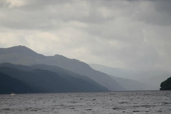 Loch Ness Cruises: Loch Ness