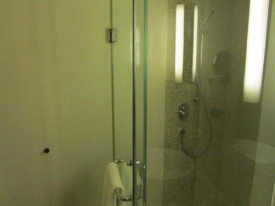 Cinnamon Grand Colombo: shower