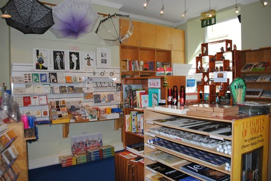 Chester Beatty Library: Gift Shop