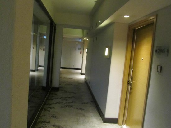 Cinnamon Grand Colombo: corridor