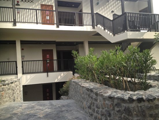 JA Palm Tree Court: room building