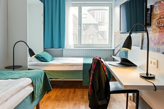 Scandic Sjofartshotellet: Standardrum