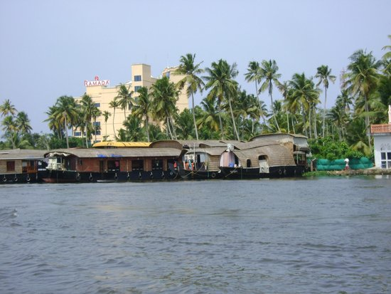 Ramada Alleppey: Lake View