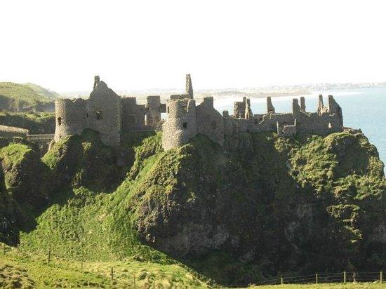 Causeway Coastal Route: Dunluce castle