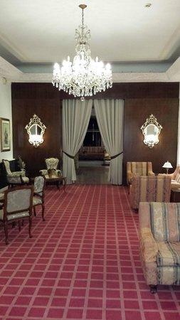 Hotel Grand Torino: salotto albergo