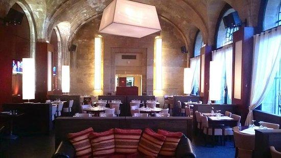 Restaurant la cantine de la place dans metz avec cuisine fran aise - Restaurants place de chambre metz ...