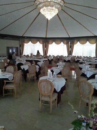 Hotel Grand Torino: sala pranzo