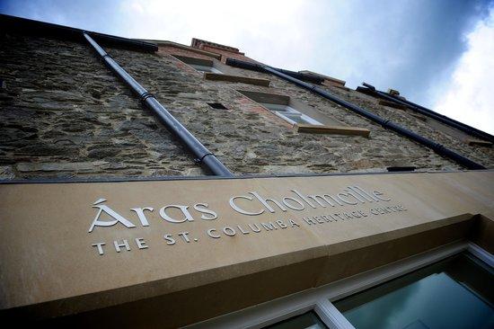 St. Columba Heritage Centre: The Centre