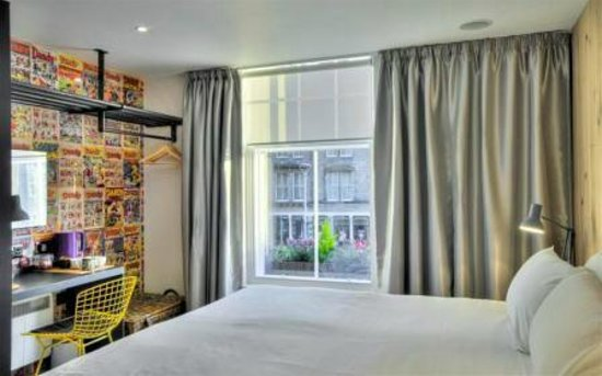 Grassmarket Hotel: Comfy room