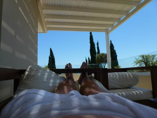 Grecian Park Hotel: total relaxation