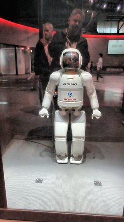 National Museum of Emerging Science and Innovation Miraikan: Asimo