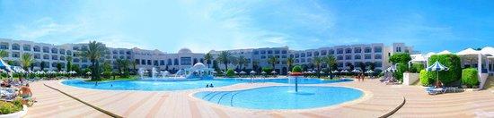 Mahdia Palace Thalasso : Pool