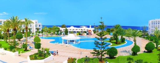 Mahdia Palace Thalasso : Outdoor pool