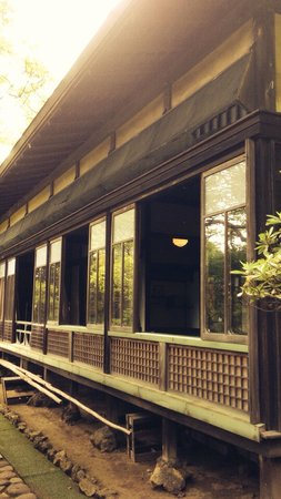 Rakujuen Park: 『 楽寿館 』◎