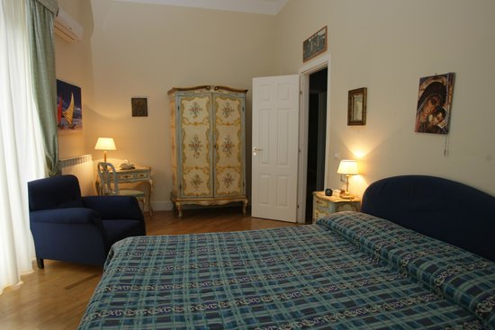 Villa Etelka Bed and Breakfast: Camera Veneziana