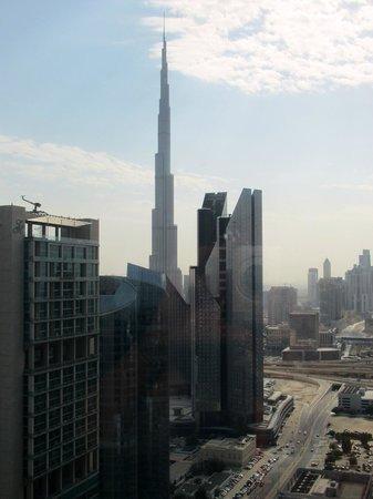 Rose Rayhaan by Rotana - Dubai: Aussicht Zi. 3702