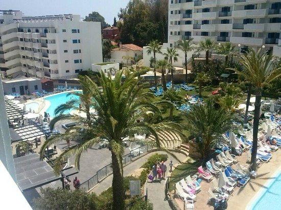 Hotel Los Patos Park: piscina adultos y nlños mas tranquilita