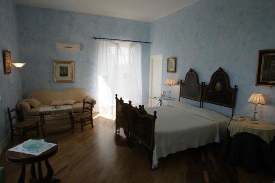 Villa Etelka Bed and Breakfast: Camera Romantica