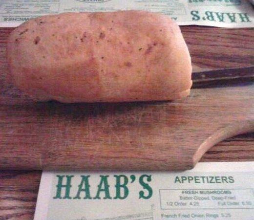 Haab's Restaurant : Bread