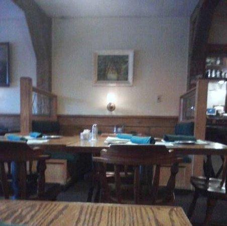 Haab's Restaurant : Interior