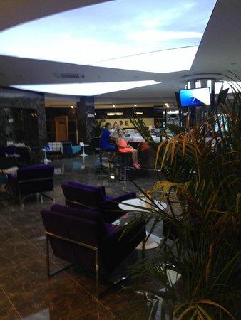 Avena Resort & Spa Hotel: The lobby area