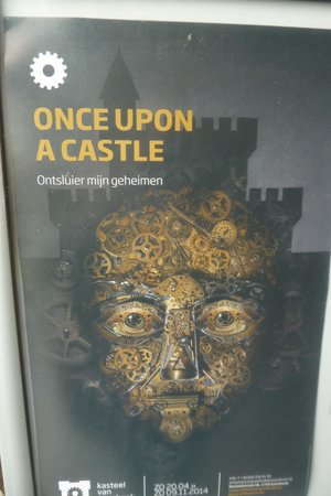 Gaasbeek Castle: Once upon a castle