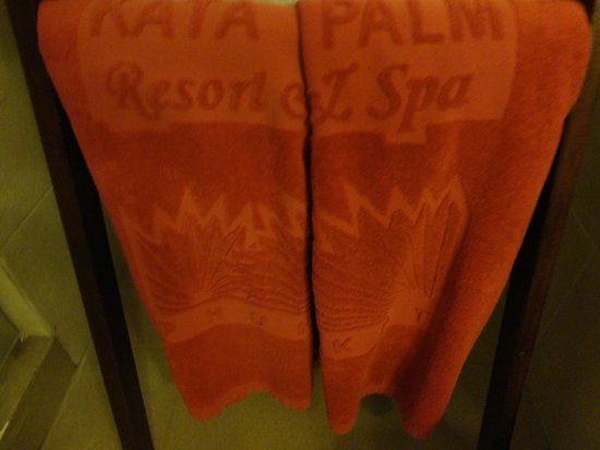 Kata Palm Resort & Spa: Towels