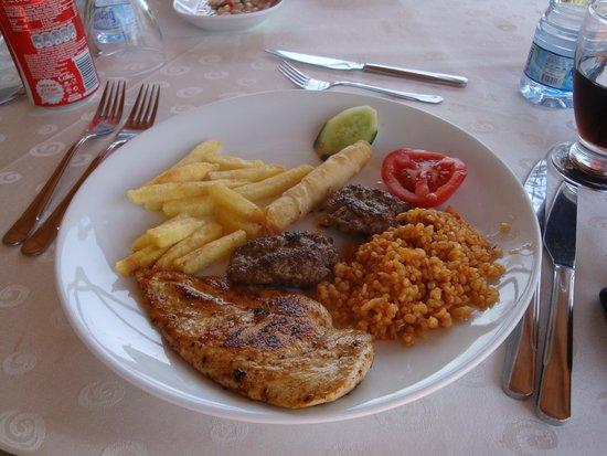 Ephesus Tours: Fantastic lunch