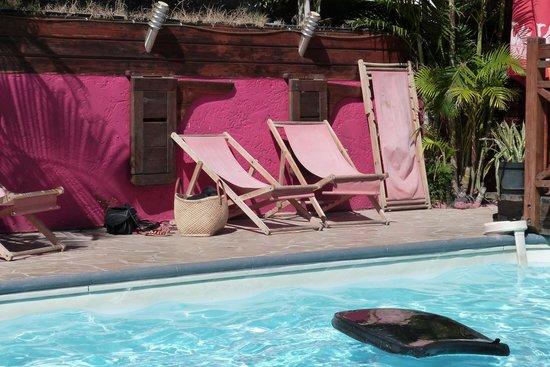 L'Acacia : bain de soleil
