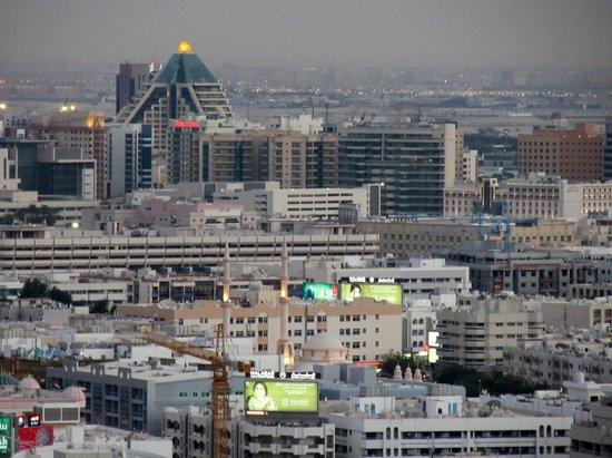 Majestic Hotel Tower: Aussicht von Zi.2012