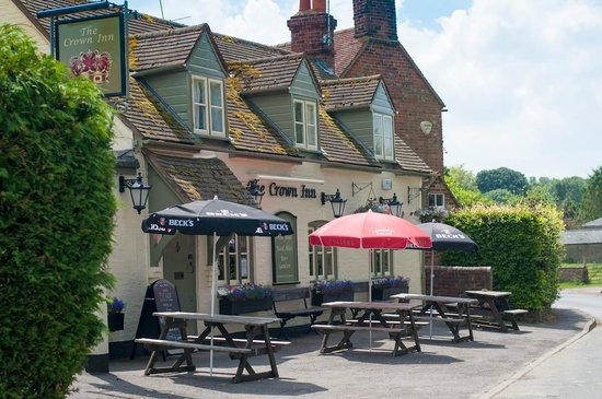 Sydenham, UK: The Crown Inn